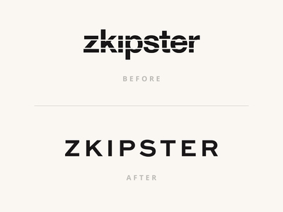 A new look for zkipster image