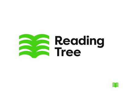 Reading Tree Logo image