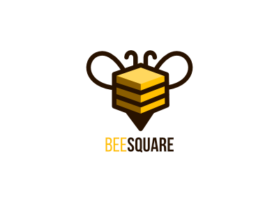 Bee Square Logo image