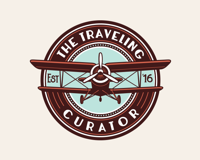 The Traveling Curator image