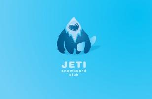 yeti snowboard club image
